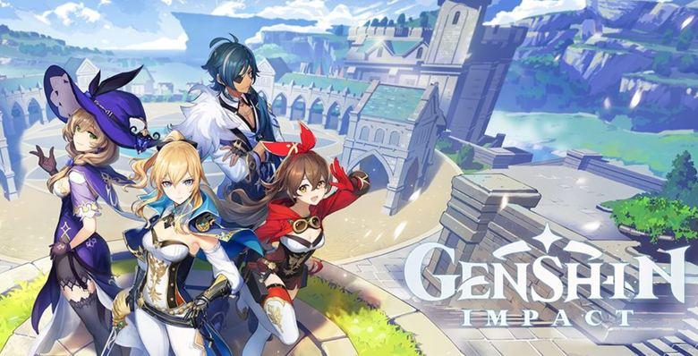 Genshin Impact: 17 millions de téléchargements en 4 jours rien que sur mobile